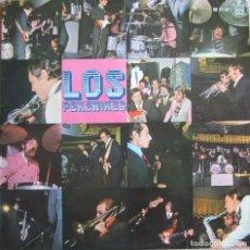 Discos de vinilo: PEKENIKES, LOS: LOS PEKENIKES (ROBIN HOOD) - MONO. Lote 101736475
