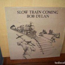 Discos de vinilo: BOB DYLAN - SLOW TRAIN COMING - LP 1979. Lote 101739747