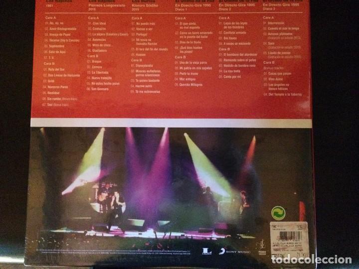 Discos de vinilo: EL ULTIMO DE LA FILA BOX LP 6 VINILOS_ beatles bowie - Foto 3 - 101773663