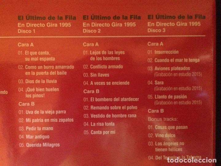 Discos de vinilo: EL ULTIMO DE LA FILA BOX LP 6 VINILOS_ beatles bowie - Foto 4 - 101773663