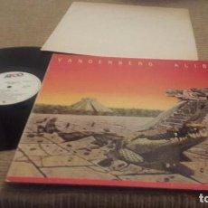 Discos de vinilo: VANDENBERG LP. ALIBI MADE IN SPAIN 1985. Lote 101778863