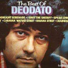 Discos de vinilo: LP THE BEST OF DEODATO . Lote 101785747