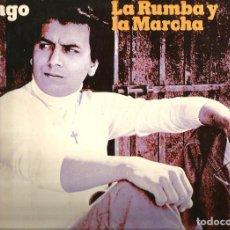 Discos de vinilo: LP CHANGO : LA RUMBA Y LA MARCHA ( ARREGLOS DE JOHNNY GALVAO ) . Lote 101786047