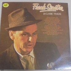 Discos de vinilo: LP. FRANK SINATRA. 20 CLASSIC TRACKS. EMI. 1982. Lote 101816103