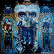 Discos de vinilo: MICHAEL JACKSON. DANGEROUS. DOBLE LP EDICIÓN ORIGINAL ESPAÑA CON FUNDAS INTERIORES CON LETRAS.. Lote 101839915