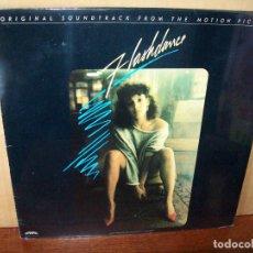 Discos de vinilo: FLASHDANCE - LP BSO BANDA SONORA ORIGINAL 1983. Lote 101862715