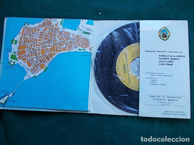 Discos de vinilo: Historia del trofeo Carranza con disco - Foto 2 - 101869003
