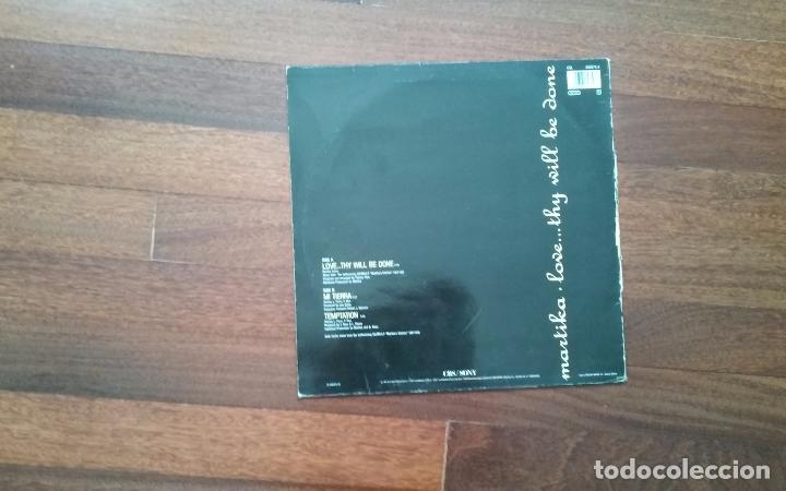 Discos de vinilo: Martika-love..thy will be done.maxi - Foto 2 - 101869203