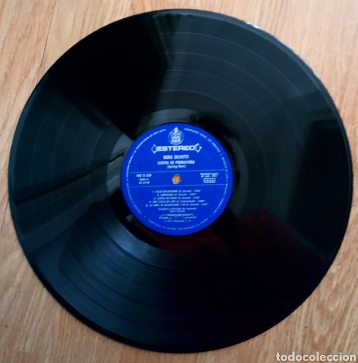 Discos de vinilo: BEBU SILVETTI. LLUVIA DE PRIMAVERA 1977. SPAIN HISPAVOX. SPRING RAIN - Foto 3 - 101844382