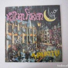 Discos de vinilo: LP - PUNK - APURTU (KATUEN HIRIAN) - 2015 - GUIPUZCOA - PRECINTADO. Lote 101921335
