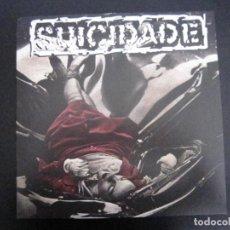 Discos de vinilo: LP - PUNK - D-BEAT - SUICIDADE - 2016 - IMPORTACIÓN HOLANDA. Lote 101926747