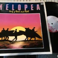 Discos de vinilo: MELOPEA LP SURF Y ROCK AND ROLL.1988. Lote 101929258