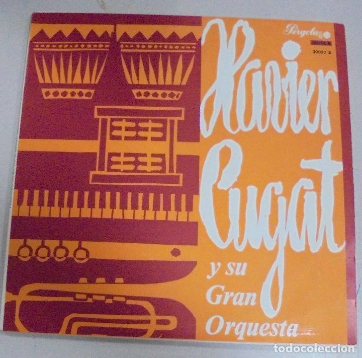 MAXI SINGLE. XAVIER CUGAT Y SU GRAN ORQUESTA. 1965. CIRCULO DE LECTORES (Música - Discos de Vinilo - Maxi Singles - Orquestas)