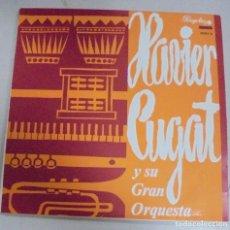 Discos de vinilo: MAXI SINGLE. XAVIER CUGAT Y SU GRAN ORQUESTA. 1965. CIRCULO DE LECTORES. Lote 101959983