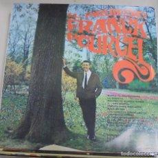 Discos de vinilo: LP. EL FABULOSO. FRANCK POURCEL. 1969. CIRCULO DE LECTORES. Lote 101962351