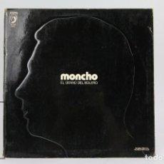 Discos de vinilo: DISCO LP VINILO DE BOLERO - MONCHO, EL GITANO DEL BOLERO - DISCOPHON. Lote 101975395