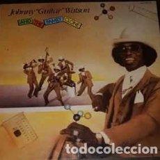 Discos de vinilo: JOHNNY GUITAR WATSON . Lote 101993079