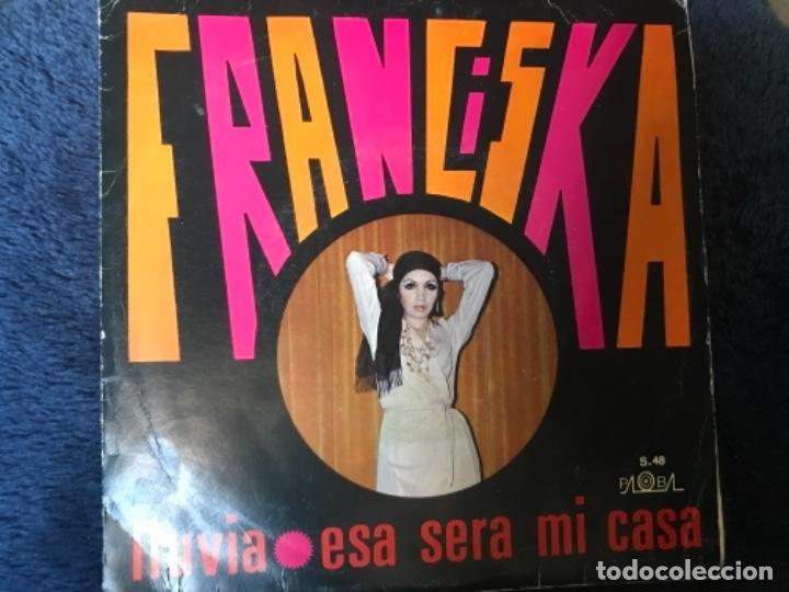 ANTIGUO EP FRANCISKA LLUVIA ESA SERÁ MI CASA (Música - Discos de Vinilo - EPs - Solistas Españoles de los 70 a la actualidad)