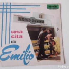 Discos de vinilo: EMILIO MUÑOZ Y SU CONJUNTO - AY!, QUE NEGRA TENGO. Lote 101995075