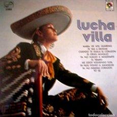 Discos de vinilo: LP LUCHA VILLA. Lote 101998443