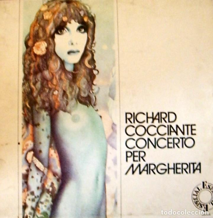 LP RICHAR COCCIANTE (Música - Discos - LP Vinilo - Cantautores Extranjeros)