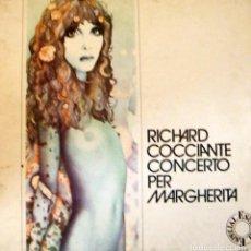 Discos de vinilo: LP RICHAR COCCIANTE. Lote 101998823