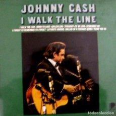 Discos de vinilo: LP JOHNNY CASH. Lote 101999339
