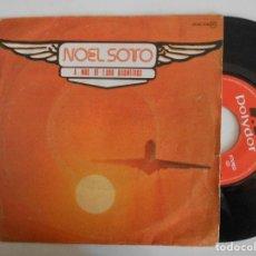 Discos de vinilo: NOEL SOTO-SINGLE A MAS DE 1000 KILOMETROS. Lote 102002411