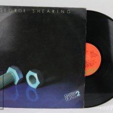 Discos de vinilo: LP VINILO DE JAZZ - GEORGE SHEARING, MASTER OF JAZZ 2 - EMI, 1976. Lote 102006031