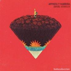 Discos de vinilo: LP ANGEL STANICH ANTIGUA Y BARBUDA VINILO. Lote 103922171