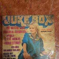 Discos de vinilo: DISCO CHRITOPJEE JOHN JUKE BOX. Lote 102029291