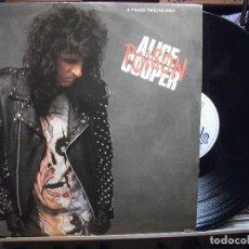 Discos de vinilo: ALICE COOPER POISON MAXI UK 1989 PDELUXE. Lote 102029331
