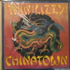 Discos de vinilo: THIN LIZZY-CHINATOWN LP. HARD ROCK HEAVY METAL. Lote 102035062