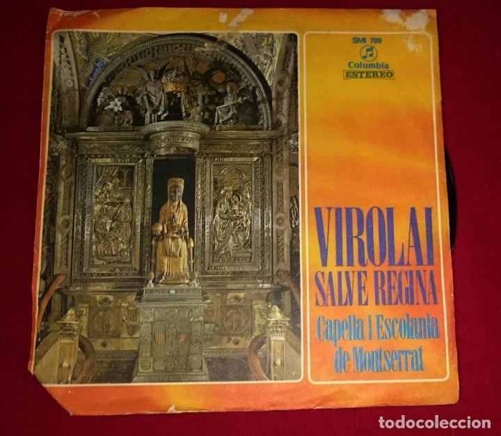 VIROLAI - SALVE REGINA (Música - Discos - Singles Vinilo - Otros estilos)