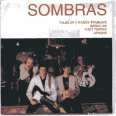 Discos de vinilo: SOMBRAS / TALES OF A RAGGY TRAMLINE + 3 (EP 1997). Lote 102058643