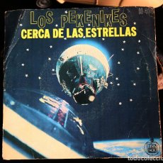 LOS PEKENIKES. CERCA DE LAS ESTRELLAS / SOÑAR NO CUESTA NADA. HISPAVOX 1968
