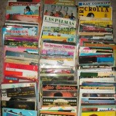 Discos de vinilo: DISCOS (LOTE CON MAS DE 300 EP'S (4 CANCIONES) TODOS LOS ESTILOS). Lote 102067887