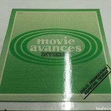 Discos de vinilo: LP MOVIE AVANCES INVIERNO- PROMOCIONAL ESPECIAL TIENDAS- MOVIEPLAY 1983 ESPAÑA 4. Lote 102098494