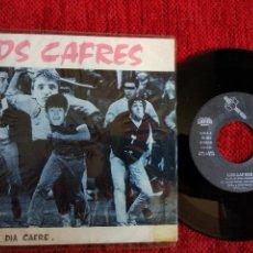 Discos de vinilo: LOS CAFRES (ROCK ARGENTINO) -ALGÚN DÍA CAERÉ- SINGLE ESPAÑOL 1988. Lote 102104207