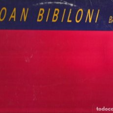 Discos de vinilo: LP JOAN BIBILONI BAND : PAPI, ARE YOU OK?. Lote 102111371