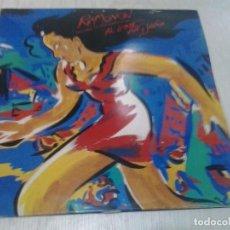 Discos de vinilo: RAMONCÍN - AL LÍMITE, VIVO Y SALVAJE (2XLP, ALBUM, GAT) (RCA). Lote 102113047