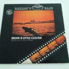 Discos de vinilo: CAMARO'S GANG- MOVE A LITTLE CLOSER. Lote 105568196