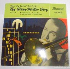 Discos de vinilo: SINGLE. THE GLENN MILLER STORY. VOLUME 2. PORUNSWICK. 1960.. Lote 102122083