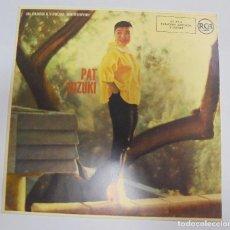 Discos de vinilo: SINGLE. PAT SUZUKI. CANTA. 1958. RCA. Lote 102122191