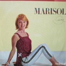 Discos de vinilo: MARISOL LP EDITADO EN JAPON ( CANTA ME CONFORMO EN JAPONES Y SALUDOS DE MARISOL EN JAPONES ). Lote 102132559