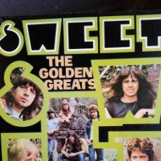 Discos de vinilo: SWEET - THE GOLDEN GREATS .. Lote 102144383