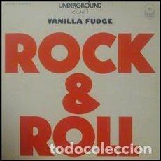 Discos de vinilo: VANILLA FUDGE - ROCK & ROLL -LP ED FRANCIA 1969 - ROCK PSICODELICO. Lote 102144559