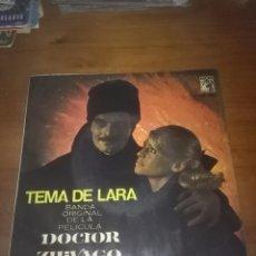 Discos de vinilo: TEMA DE LARA BANDA ORIGINAL DE LA PELÍCULA. DOCTOR ZHIVAGO MB1. Lote 102149435