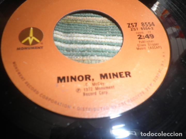 Discos de vinilo: CHARLIE McCOY - I REALLY DON´T WANT TO KNOW SINGLE PROMO - ORIGINAL USA - MONUMENT 1972 - - Foto 9 - 102168015