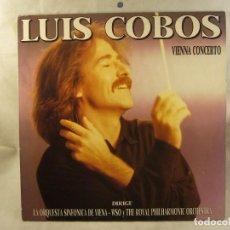 Discos de vinilo: LUIS COBOS - VIENNA CONCERTO. Lote 102173743